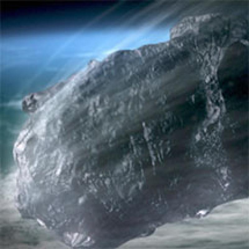 Determining the Size and Energy of the K-T Asteroid